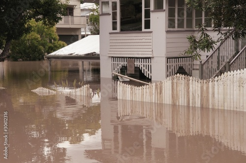 Flood  Brisbane