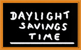 reminder for daylight savings time