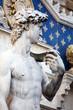 David Statue von Michelangelo auf der