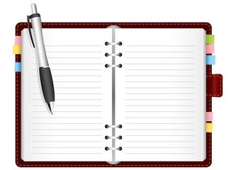 organizer blank Agenda