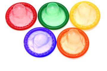 Preservaticos de colores