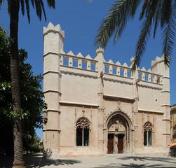 Sa Llotja à Palma de Majorque
