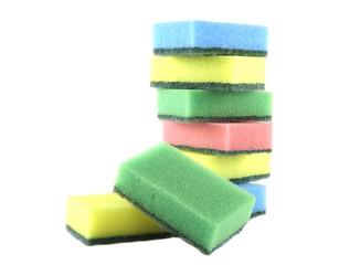 Several sponges