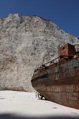Shipwreck, Zakynthos