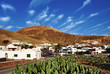 Canary Islands village