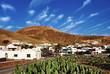 Canary Islands village