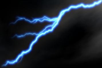 Lightning. NTSC