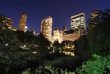 Central Park at Twilight