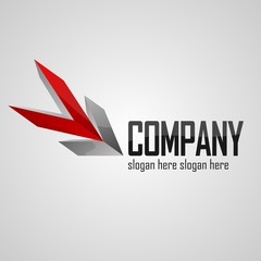 Company logo - solution, support team