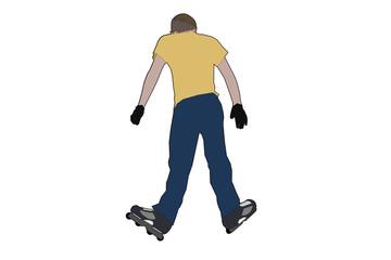 Roller - skate
