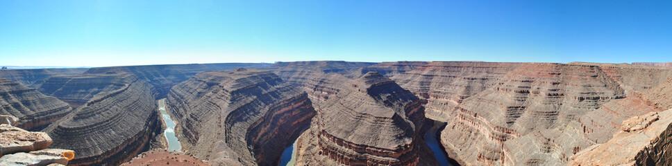Gooseneck NP Panorama - Utah