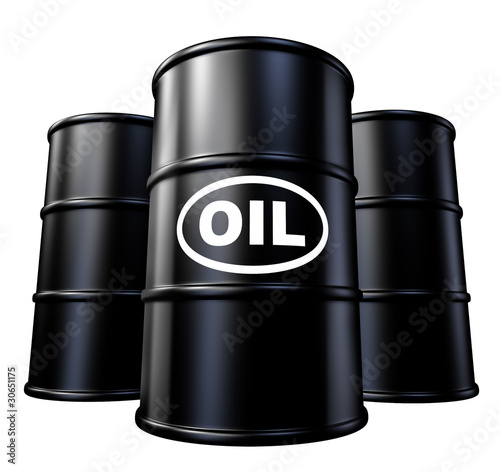 Oil barrels and drum containers