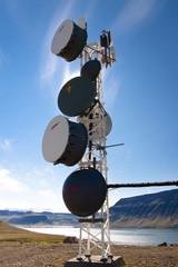 Cell antenas - Iceland