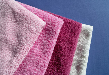 Towels set.