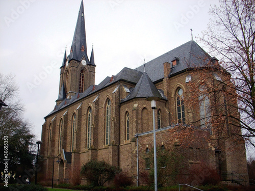 St. Dionysius Church, Gleuel-Hurth, Cologne, Germany