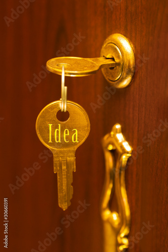Golden key Idea