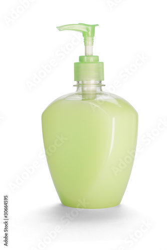 Hand sanitizer with dispenser