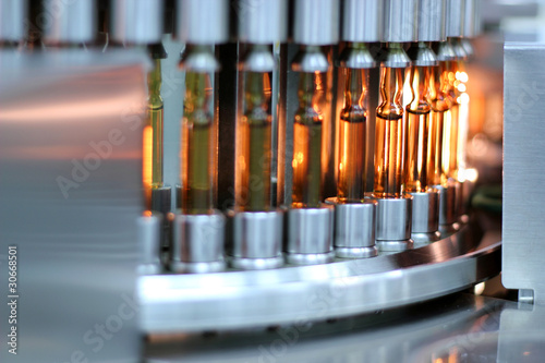 Automatic Inspection Machine - Ampoules