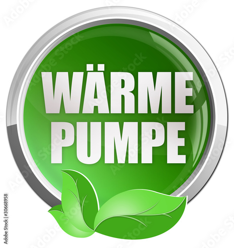 button wärmepumpe