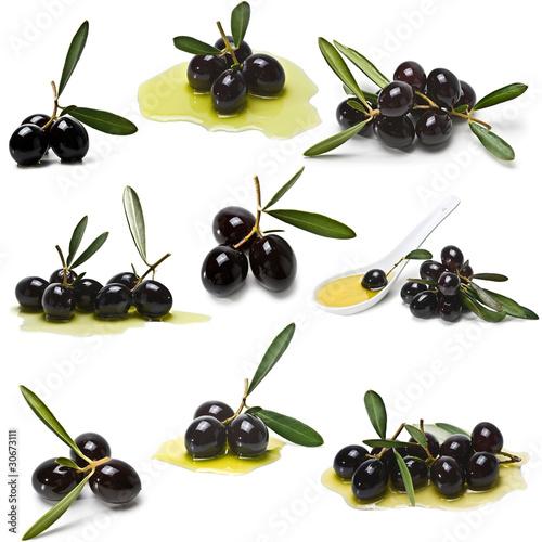 Black olives.