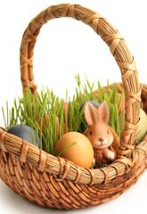 rabbitin grass