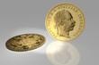 2 Golddukaten Franco Los 1915