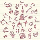 Cute Mixed Doodles