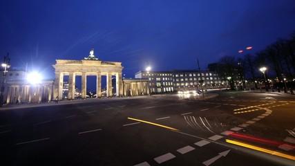 Brandenburger Tor (Berlin) - ZEITRAFFER