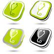 medizin arzt zeichen symbol icon