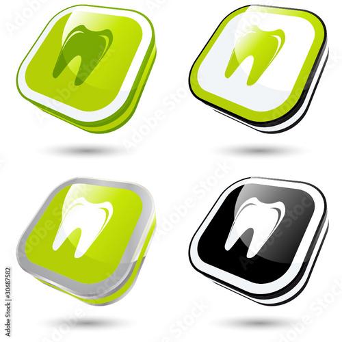 zahn zahnpflege zeichen symbol icon