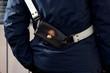 Bandoliera di un carabiniere