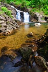 Sarika Waterfall in Nakhon Nayok, Thailand