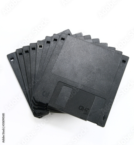 1.44 Mb floppy disks