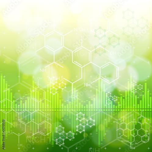 zielona-koncepcja-abstrakcji