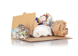 Carta e cartone da riciclare