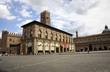 Bologna, Piazza Maggiore, Palazzo del Podestà