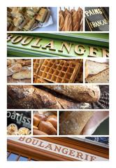 boulangerie, pain, boulanger, commerce, artisan, pâtisserie