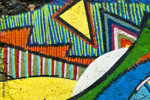 Colorful Urban Art