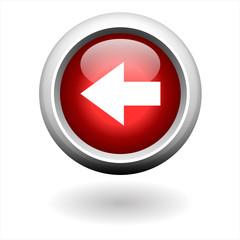 Round Left Button