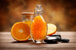 Orange - fruit and minerals for Spa