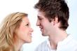 Liebe - Glückliches Paar