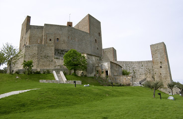Rimini, castello di Montefiore Conca