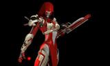 Advanced cyborg warrior poster