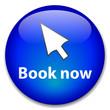 """BOOK NOW"" Web Button (order online e-booking cursor click here)"