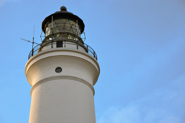 Leuchtturm von Hirtshals in Dänemark