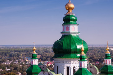 Kirchen in Russland