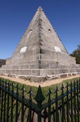 Star Pyramid or Salem Rock, Stirling