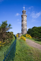 Nelson's Monument, Calton Hill, Edinburgh