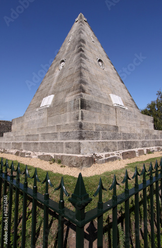 Star Pyramid or Salem Rock, Stirling
