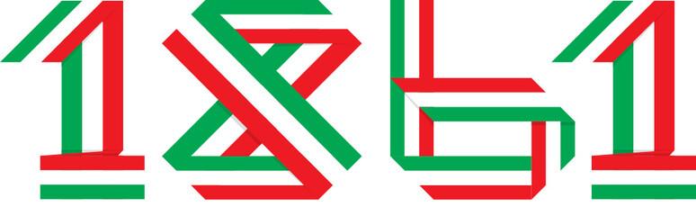 Italia unità 1861